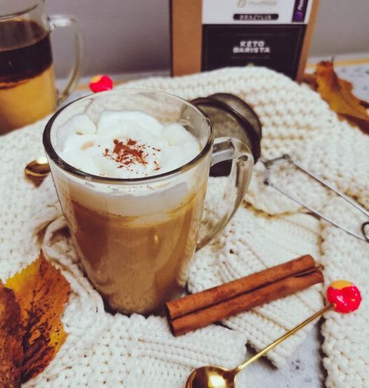 Pumpkin Spice Latte - propozycja podania