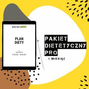 pakiet dietetyczny pro